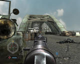 Medal of Honor: Airborne Windows Firefight on the bridge.