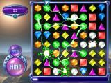 Bejeweled 2 Deluxe Windows Just exploded all of the green gems!