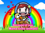 Cooking Mama: Mama Kills Animals Browser My pleasure