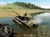 WWII Battle Tanks: T-34 vs. Tiger Windows Well... the game has a bad side.