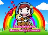 Cooking Mama: Mama Kills Animals Windows Because of you, Mama loves animals!