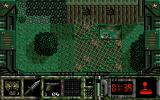 Special Forces Atari ST Fond an enemy camp