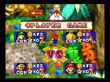Mario Party Nintendo 64 When all players' turns end...