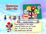 Mario Party Nintendo 64 Game rules for Mushroom Mix-Up