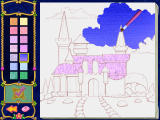 Barbie as Rapunzel: A Creative Adventure Windows Create your own painting and choose its frame.