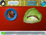 Cooking Academy 2: World Cuisine Windows Fold lettuce wrap!