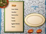 Cooking Academy 2: World Cuisine Windows Italian menu