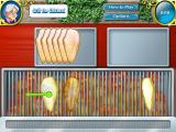Cooking Academy 2: World Cuisine Windows Grill the chicken!