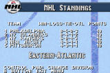 NHL 2002 Game Boy Advance See who's leading in their division.