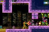 Metroid: Zero Mission Game Boy Advance Shooting some familiar enemies