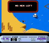 Cobra Triangle NES Failed to protect the men who insist on swimming in hostile waters