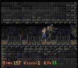 Nosferatu SNES Taking on a Frankenstein monster with bare knuckles (and winning)