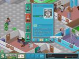 Theme Hospital Windows Choosing our staff (in-game shot, high resolution)
