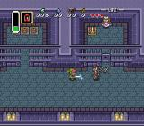 The Legend of Zelda: A Link to the Past SNES About to rescue Zelda for the first, but not the last time