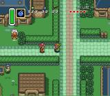 The Legend of Zelda: A Link to the Past SNES Kakariko