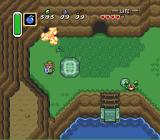 The Legend of Zelda: A Link to the Past SNES There are many secrets waiting to be found
