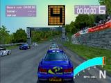 Colin McRae Rally 2.0 PlayStation Start of Arcade Race