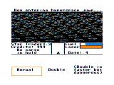 Star Trader TRS-80 CoCo Now entering hyperspace jump...