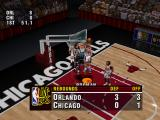NBA Live 96 PlayStation Another shot