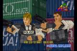 Virtua Cop SEGA Saturn Cheese it, it's the cops!
