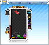 Tetris Friends Browser Facebook release: playing a Sprint game.