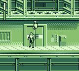 Iron Man / X-O Manowar in Heavy Metal Game Boy This is an elevator behind me and I can shoot the security camera.