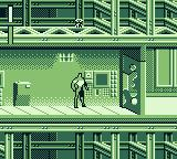Iron Man / X-O Manowar in Heavy Metal Game Boy There are some doorways you can shoot out.