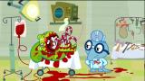 Happy Tree Friends: False Alarm Xbox 360 ...and in Happy Tree Friends style, it ends horribly.