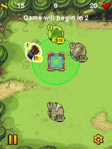 Fieldrunners J2ME Here we go - these are the weapon available