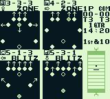 NES Play Action Football Game Boy Choose your defensive play.