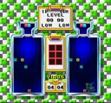 Dr. Mario SNES Playing Vs. Com on blue virus level.