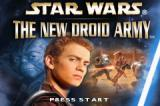Star Wars: The New Droid Army Game Boy Advance Title screen