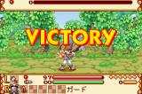 Summon Night Craft Sword Monogatari: Hajimari no Ishi Game Boy Advance Won the fight