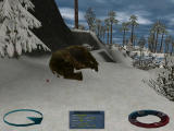 Carnivores: Ice Age Windows Who's now lying in the ground? When you kill a prey, some information about the event shows up. By using all equipment, I only got 3 from the 10 points for that animal!