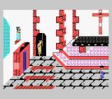 El Descubrimiento de América MSX Once you interact with this monk you will start controlling him
