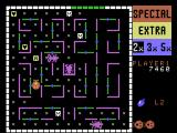 Lady Bug ColecoVision Munching on X's...