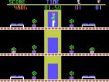 The Heist ColecoVision Go to different floor via the elevator