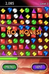 Bejeweled 2 Deluxe iPhone Game over man, game over.