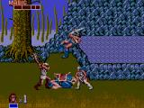 Golden Axe SEGA Master System It's a running theme... animal present
