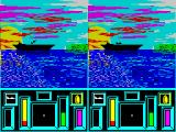 Top Gun ZX Spectrum Both one & two player games start with a plane on the carriers deck. Player One takes off first.