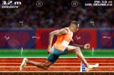 QWOP iPhone Agonizingly creeping past my previous all-time record of nearly 4 metres...