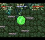 Psycho Dream SNES Platforming action made easy by a force field