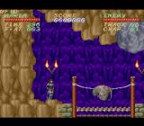 Psycho Dream SNES Mysterious cave