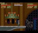 Psycho Dream SNES Another imaginative location - note the weird moving pictures