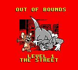 Tom & Jerry Game Boy Color Jerry decides to save Tuffy, and that's where's the game begins, on the street!