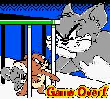 Tom & Jerry Game Boy Color Now the game's really over! :(