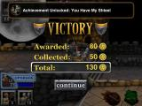 Army of Darkness: Defense iPad Each wave complete gains coins for upgrades and unlocks other achievements