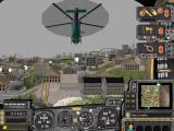 SimCopter Windows On a hard difficulty level, with best helicopter. There are many things to do.