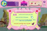 My Little Pony: Friendship is Magic - Adventures in Ponyville Browser Help screen