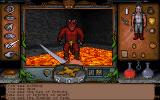 Ultima Underworld: The Stygian Abyss DOS This guy is bad news...